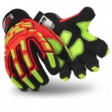 Перчатки HexArmor 4021X GGT5 Mud Grip с защитой от ударов, порезов и проколов