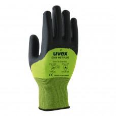 Перчатки от порезов UVEX С500 Вет Плюс (уровень 5)