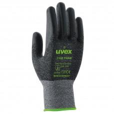 Перчатки от порезов UVEX С300 Фом (уровень 3)
