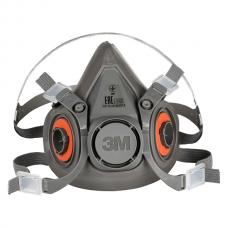 Полумаска 3М™ 6000 (6300 L-большой размер)