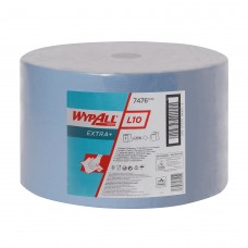 7476 Протирочный материал WYPALL® L10 EXTRA+ Большой рулон