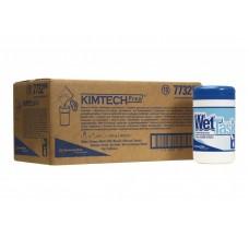 7732 KIMTECH WETTASK DS Протирочные салфетки - В рулонах + туба