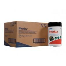 7772 Чистящие салфетки WYPALL CLEANING WIPES в малой тубе