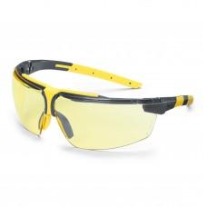Очки защитные UVEX Ай-3 9190.220, янтарная линза