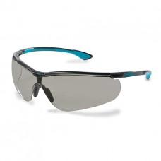 Очки защитные UVEX Спортстайл 9193.277, дымчатая линза