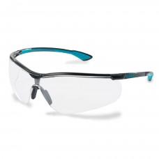 Очки защитные UVEX Спортстайл 9193.376, прозрачная линза