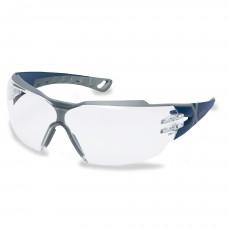 Очки защитные UVEX Феос CX2 9198.257, прозрачная линза