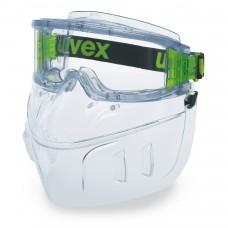 9301.555 Комплект щиток с очками UVEX Ультравижн 9301