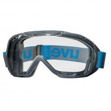 Очки защитные закрытые UVEX Мегасоник 9320.265