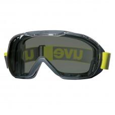 Очки защитные закрытые UVEX Мегасоник 9320.281