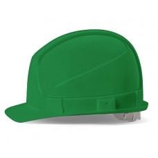 9752.420 Каска защитная UVEX Супер Босс, пластиковое оголовье, зеленая