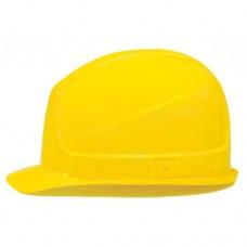 9752.120 Каска защитная UVEX Супер Босс, пластиковое оголовье, желтая