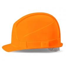 9752.220 Каска защитная UVEX Супер Босс, пластиковое оголовье, оранжевая