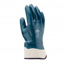 Перчатки защитные UVEX Компакт NB27H с полным нитриловым покрытием крага